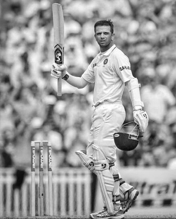 Happy Birthday Rahul Dravid !