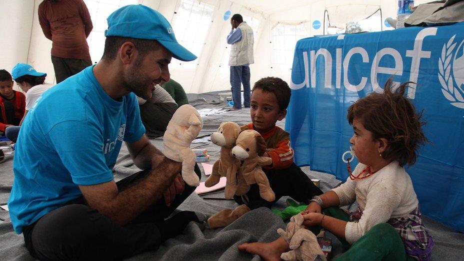 WME-IMG Launches Philanthropic Partnership With UNICEF https://t.co/KZnKvZwSpS https://t.co/lWMbU8hglO