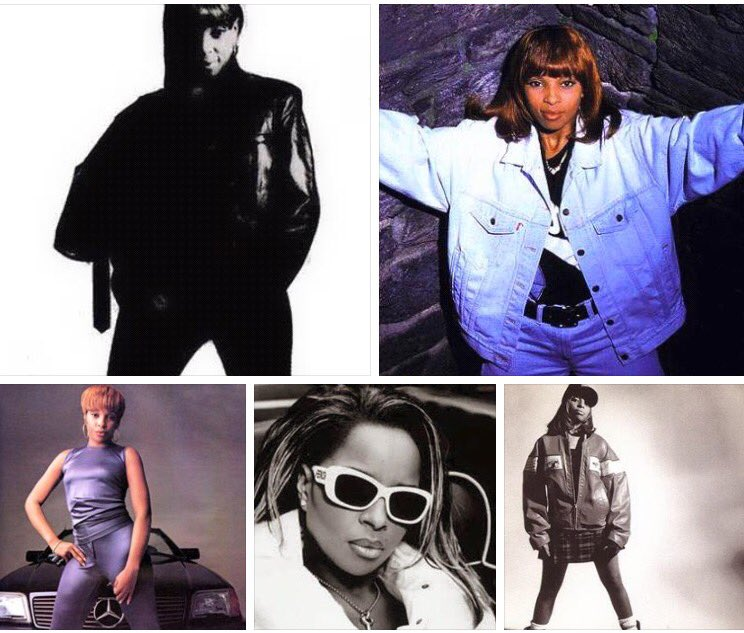 Happy 46th Birthday to the GOAT Mary J. Blige! The undisputed Queen of R&B!