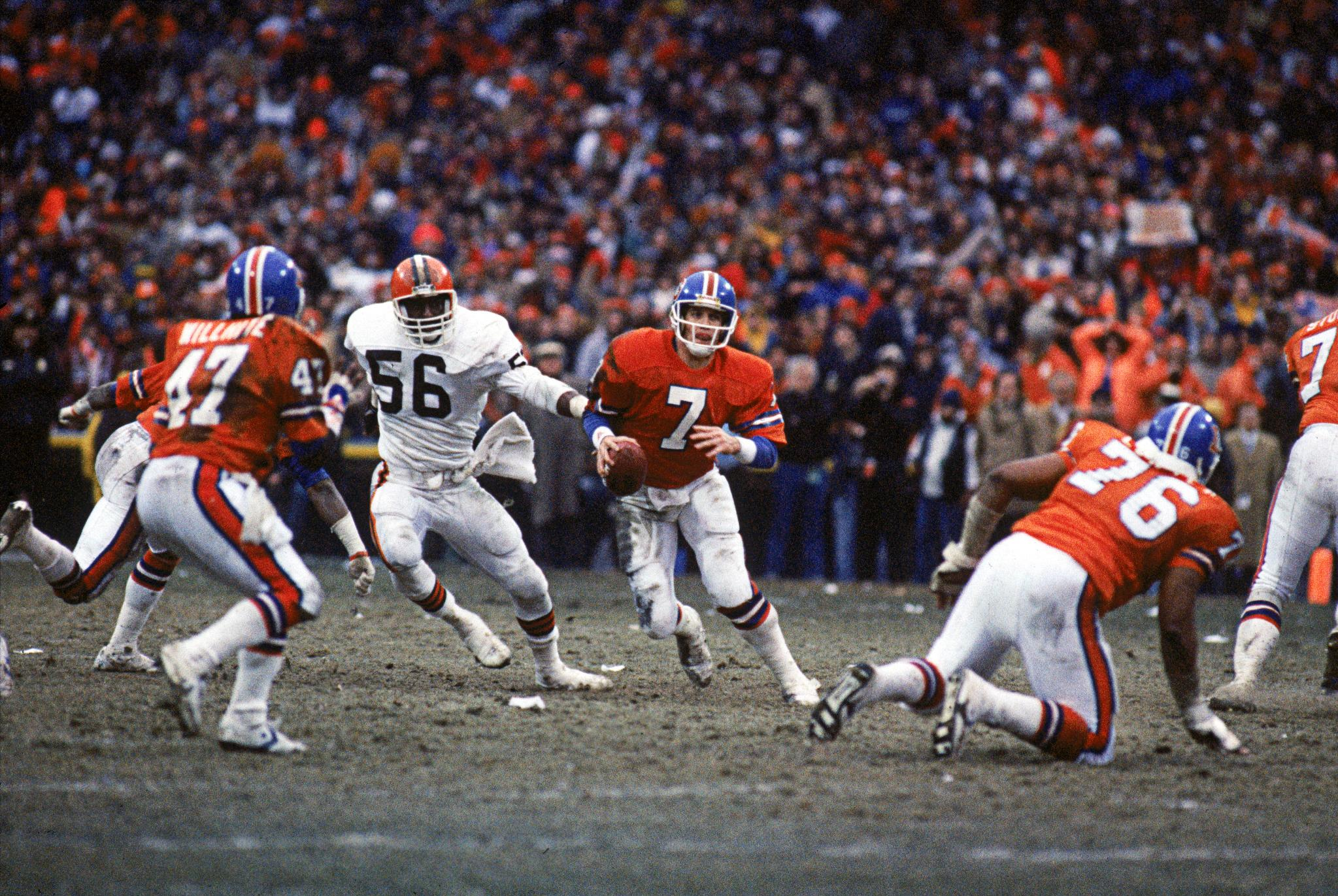 30 years ago today, John Elway led the Broncos on The Drive. https://t.co/jezF9jITY6