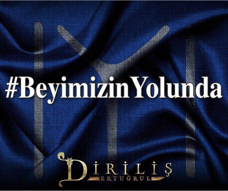 RT @ALNOOR_ETV: هاشتاق حلقة الليلة من قيامة ارطغرل #BeyimizinYolunda بمعنى | في طريق...