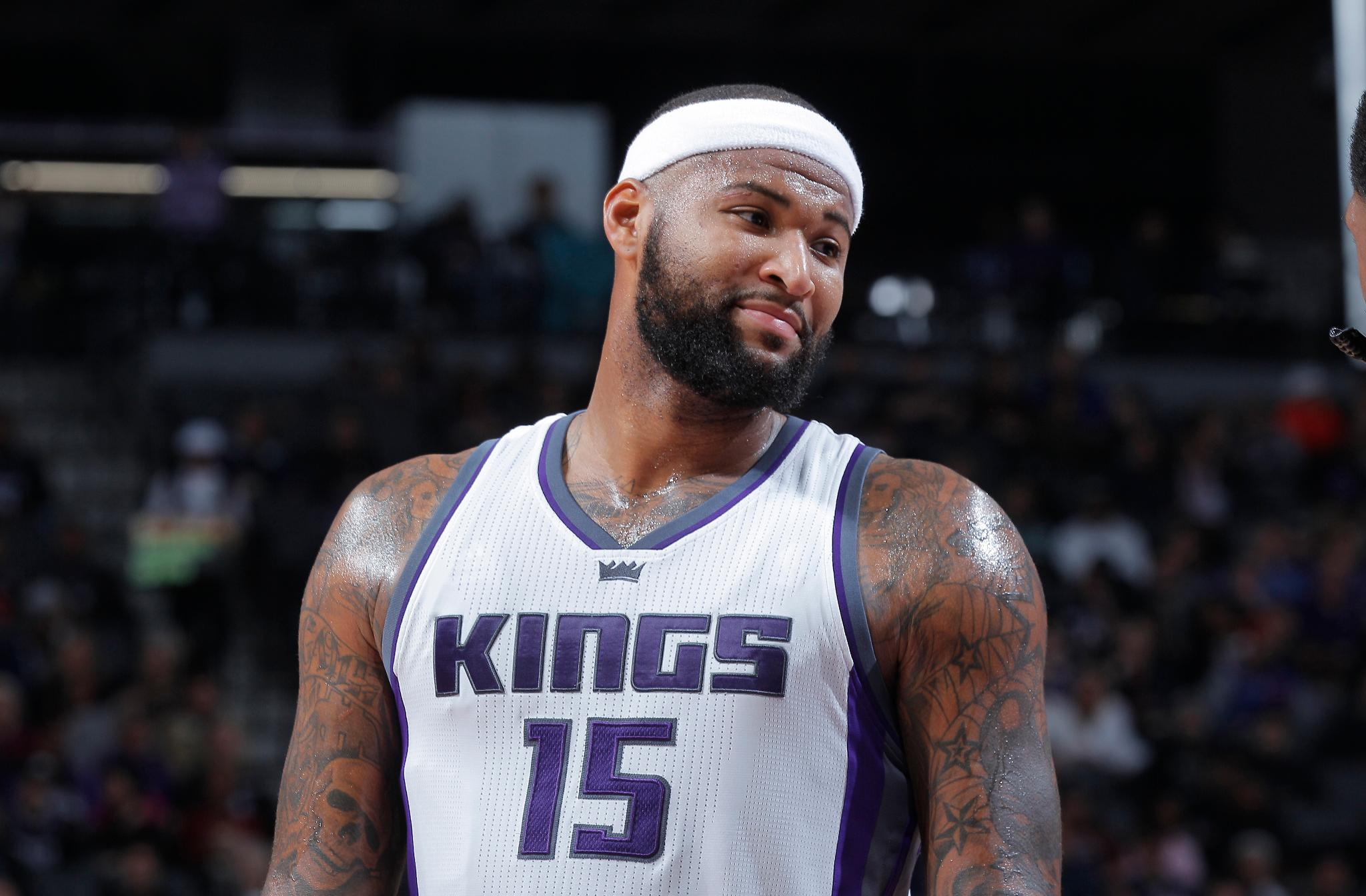DeMarcus Cousins, Kings reportedly working on extension   MORE: https://t.co/kqDzpLwqlV #Shootaround https://t.co/CHraPEBuch