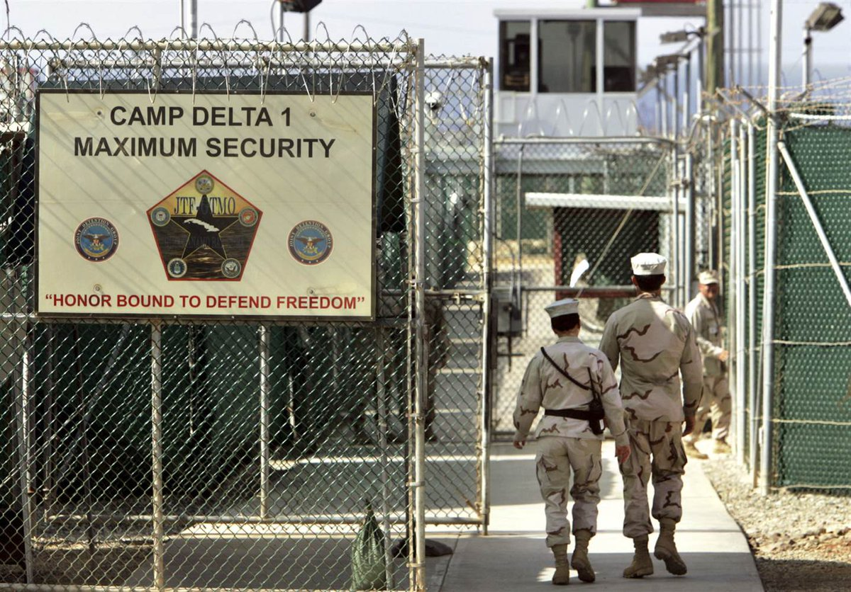 Pentagon: Some approved Guantanamo detainees may still be transferred out, but Obama admin. won't make new requests. https://t.co/QeNHc2karj