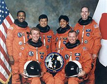 #OTD 1996 STS-72 Captured in great documentary 'Astronauts' @Channel4 @AstroDude @Astro_Wakata @Astro_Duffy https://t.co/9XWtmjb3jn