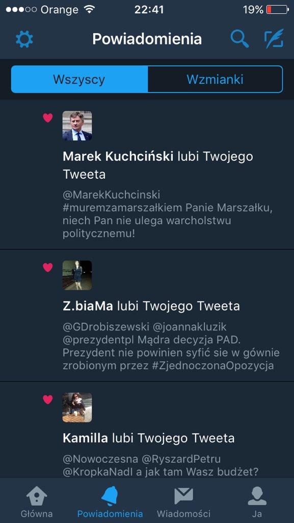 Panie Marszałku