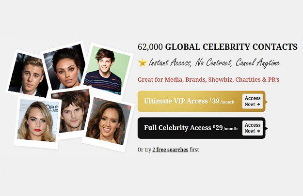 The Best Way To ContactCelebrities https://t.co/Z81jYhdL3n