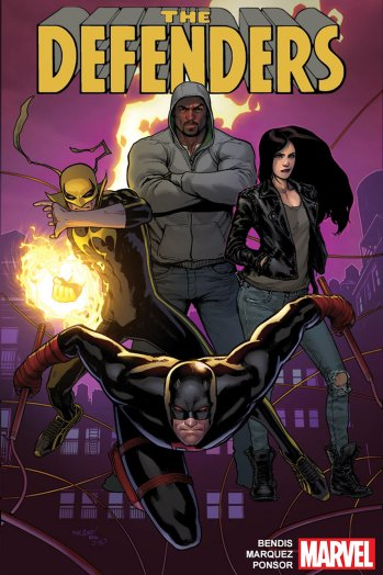 Exclusive: @BRIANMBENDIS and @Marvel are bringing back #TheDefenders comic book series https://t.co/mNnGFNvRVs https://t.co/ITSABhmk0a
