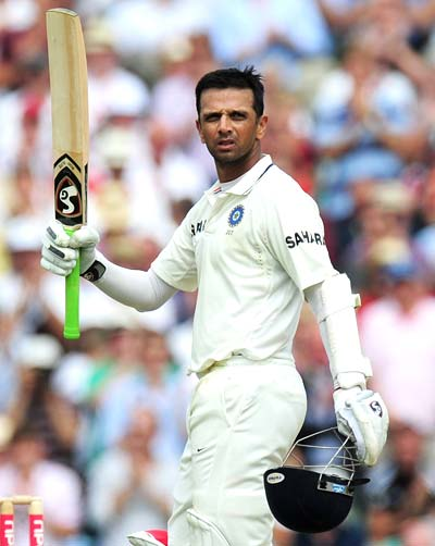 Happy Birthday to Mr. Dependable Rahul Dravid