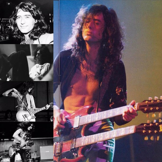 Happy birthday Jimmy Page! RAMBLE ON!