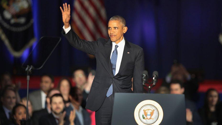 President Obama's farewell @POTUS tweet sets new retweet record https://t.co/RuntSfHi2N https://t.co/eOWgrFBQuB