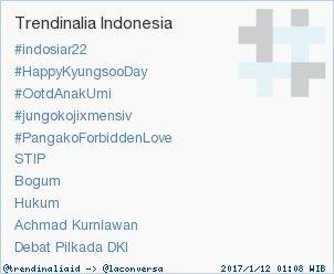 RT @trendinaliaID: Trend Alert: #jungokojixmensiv. More trends at https://t.co/OMCuQPRWwL #trndnl https://t.co/ZTP8ccpFNR