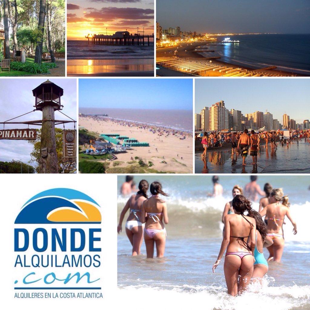 RT @DondeAlquilamos: Este Verano elegí La Costa Argentina para tus vacaciones https://t.co/M6e1OU1IKn https://t.co/aXcD5ShgFa