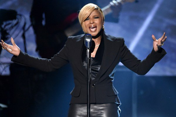Happy Birthday, Mary J. Blige!