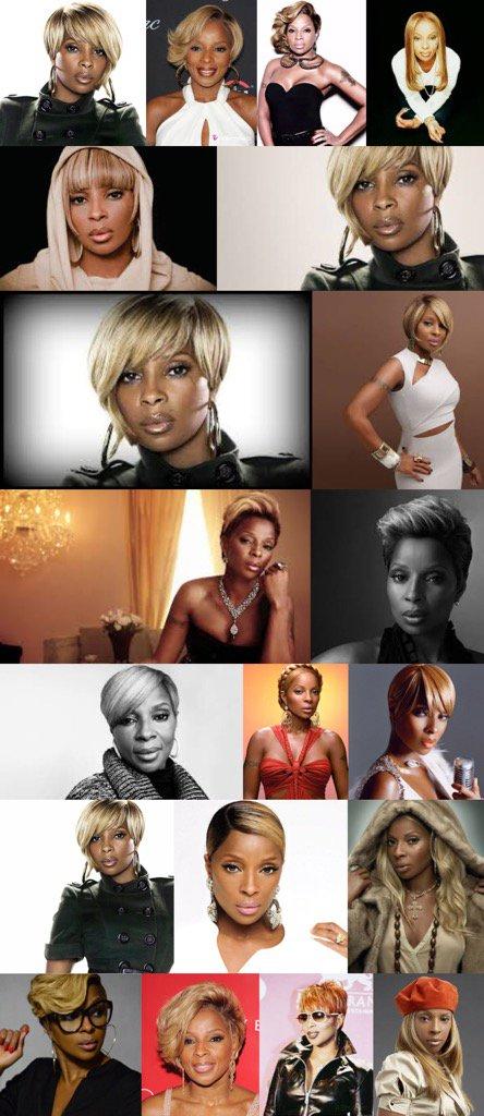Happy Birthday To The Legendary Mary J. Blige