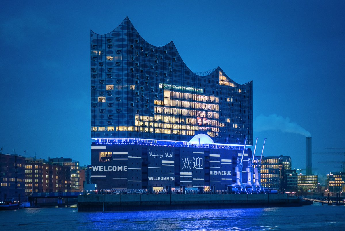 RT @peac4love: ✨☮peace☮✨💖✨love💖✨Everywhere✨Everyone✨Animals✨Nature✨#elbphilharmonie https://t.co/hyHXgmccWH