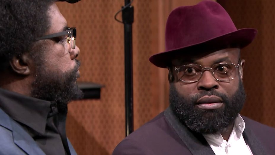 Watch @TheRoots reenact a scene from #TheBachelor https://t.co/jvf6qw4BEZ https://t.co/fASG0uR2s4