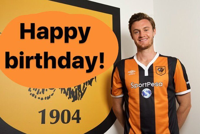 Happy birthday to Will Keane! Hope he has a great time and recovers as soon as he can from