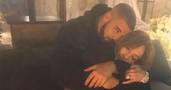 Jennifer Lopez's love don't cost a thing, but Drake is still buying some $100,000 bling.