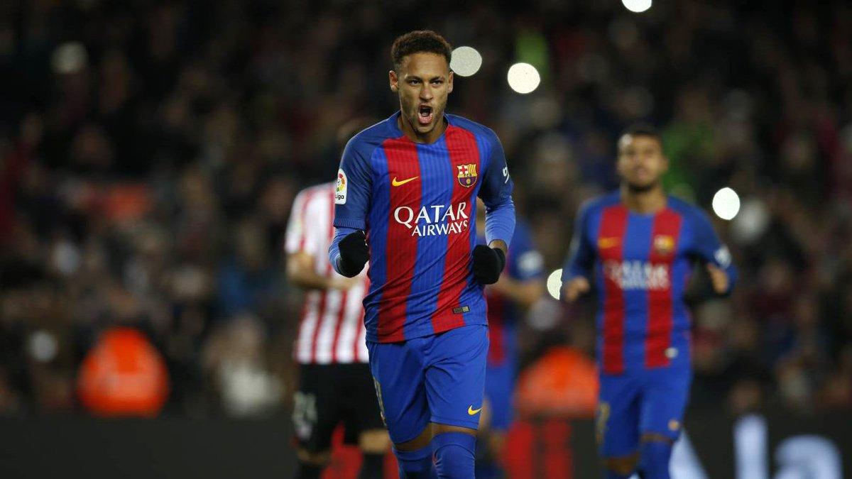 🔄 Minuto 86 El Barça ya ha hecho dos cambios🔺 Rakitic, Denis 🔻 Rafinha, Neymar #FCBlive #FCBAthletic