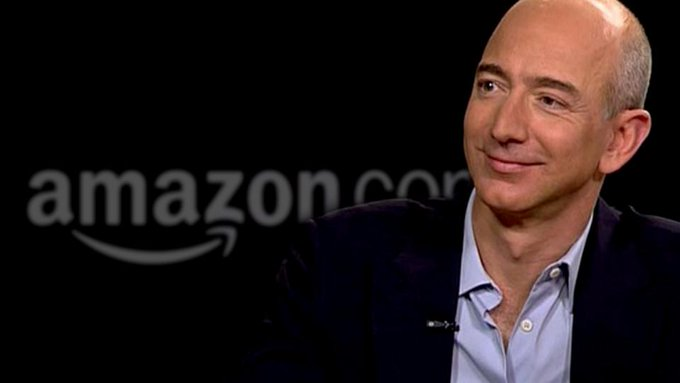 Happy birthday Bezos Executive Officer of Amazon