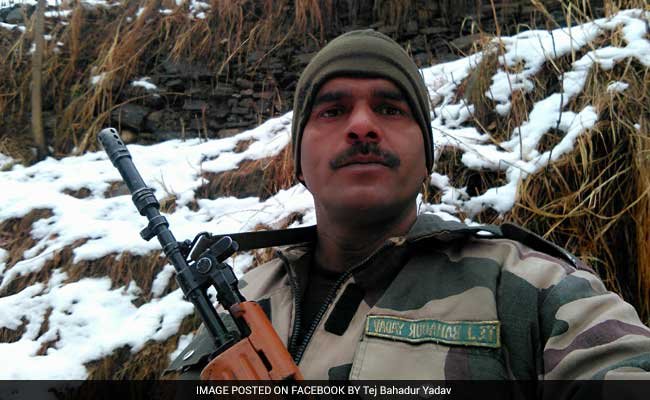 #BSFjawan targetted for speaking up and exposing reality, says his family
