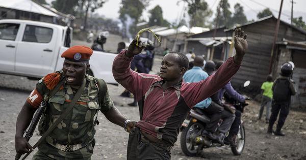 Vingt-six morts en huit jours d'affrontements dans le centre de la RDC https://t.co/A5pX7ft7oU