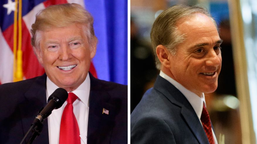 Trump taps Obama VA official Shulkin to lead struggling department  https://t.co/YF7vvOcwLG #TrumpTransition