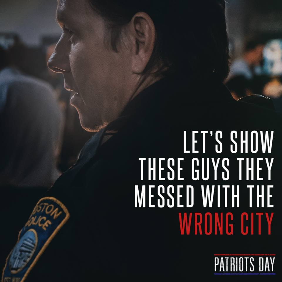 The clock is ticking. The world is watching. @patriotsdayfilm Day opens at Regal on Friday! https://t.co/mdRY5hvkwt https://t.co/g4lIOv7gSz
