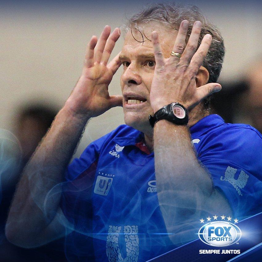 Eu quando descubro que Bernardinho não vai mais comandar a seleção brasileira de vôlei. 😔