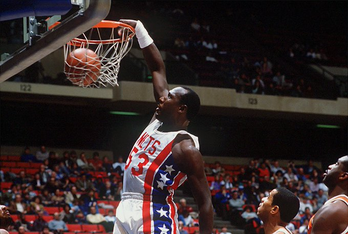"Happy birthday to Darryl Dawkins-RIP ""Chocolate Thunder!\"""