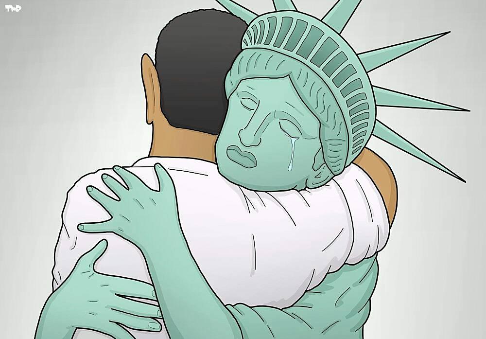#ObamaFarewell: Obama Farewell