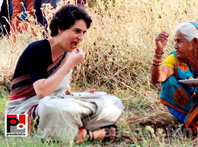 Wishing Smt. Priyanka Gandhi Ji a Very Happy Birthday.