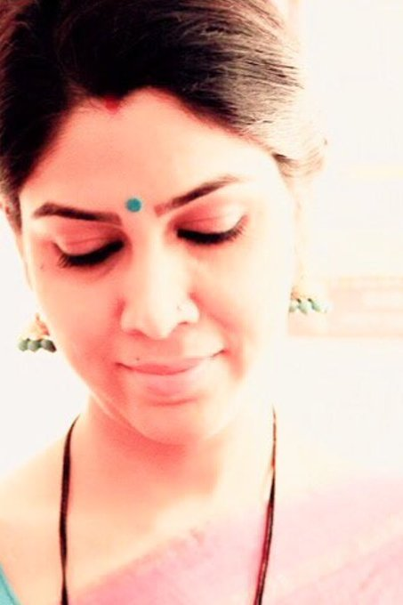 Sher actually an angel Happy Birthday Sakshi Tanwar