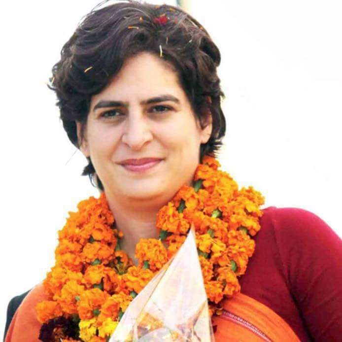 Many Many Hpy returns of the day Smt Priyanka Gandhi jii..Wish you very Happy Birthday...
