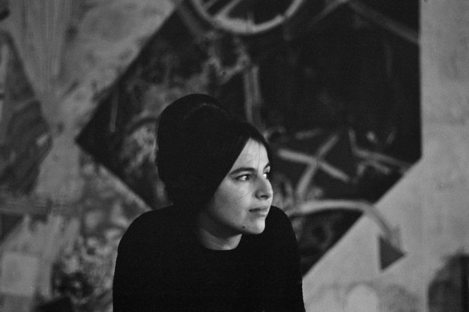 Happy birthday, Eva Hesse!