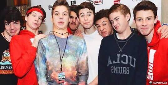 OLD MAGCON IS BACK