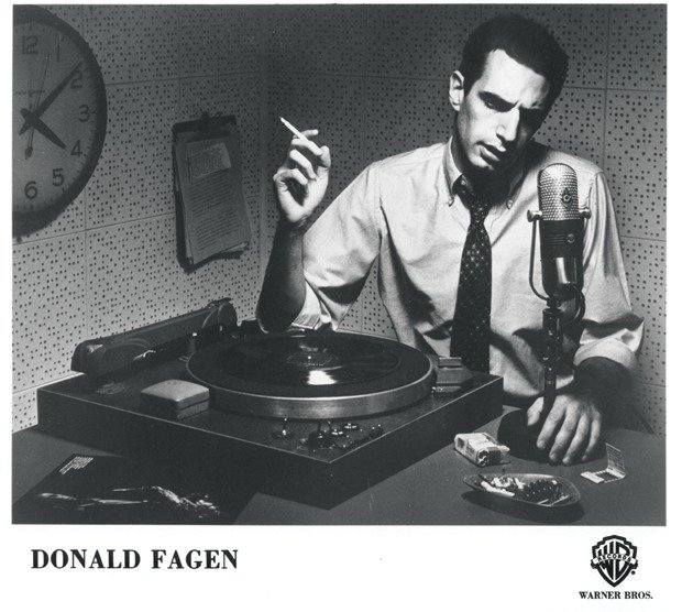 Happy Birthday to Donald Fagen!