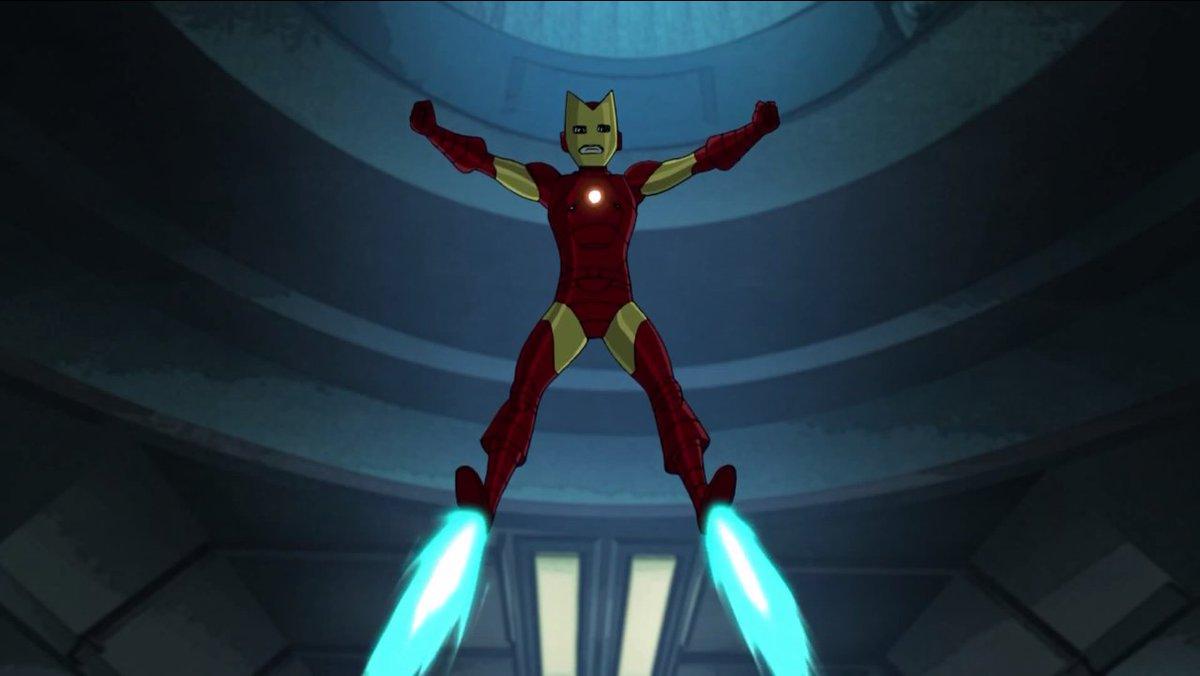 ディスク・ウォーズ参戦希望マーベルコミック版アイアンキッドも、ディスク・ウォーズ:アベンジャーズの続編に初登場してほしい