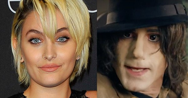 Paris Jackson is ''incredibly offended'' by Joseph Fiennes' Michael Jackson casting: