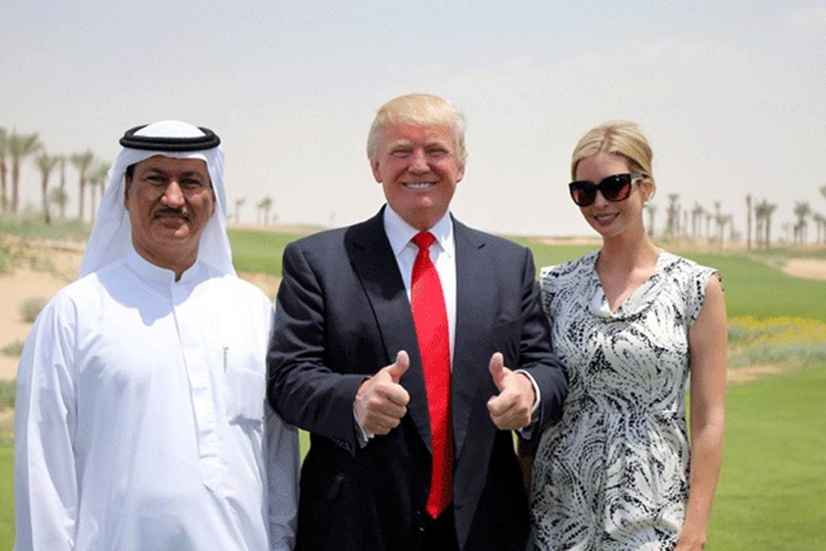 Trump turned down $2 billion deal with 'beautiful' Dubai pal Sajwani https://t.co/lbF1MtCqi2 https://t.co/UbmQLT5LlX