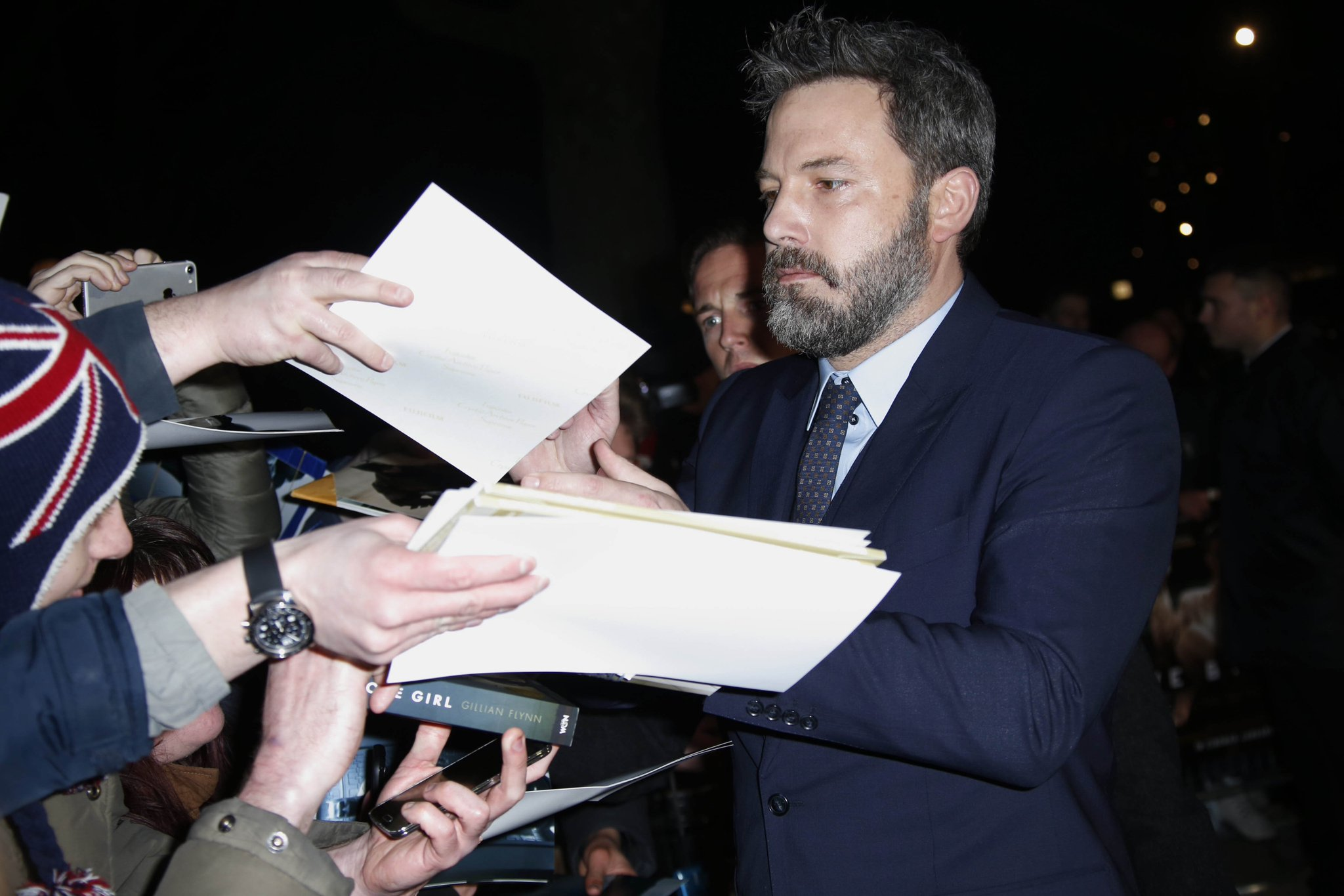 Ben Affleck braces for 'entertaining' Trump presidency  https://t.co/AwrwbXp3wS https://t.co/OinourkGH6