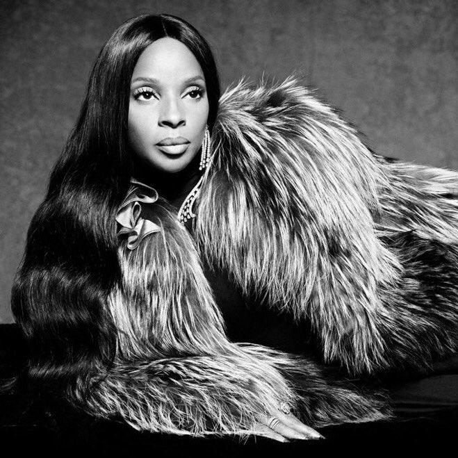 Happy 46th Birthday to Mary J Blige!