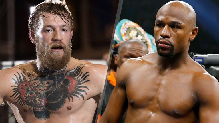 Conor McGregor fires personal attack at Floyd Mayweather's past https://t.co/f56fou2DEn #UFC #Boxing https://t.co/1tAmM5JR8L