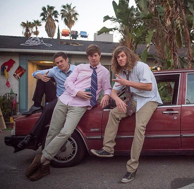Dem Boyz are back!!! #WORKAHOLICS SEASON 7 starts TONIGHT!!!! https://t.co/DRMCXD59Ms