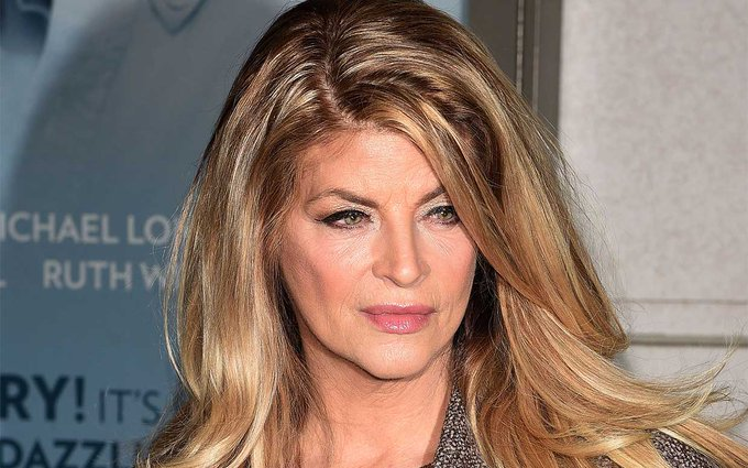 Happy Birthday, Kirstie Alley! Photos of the Actress Through the Years