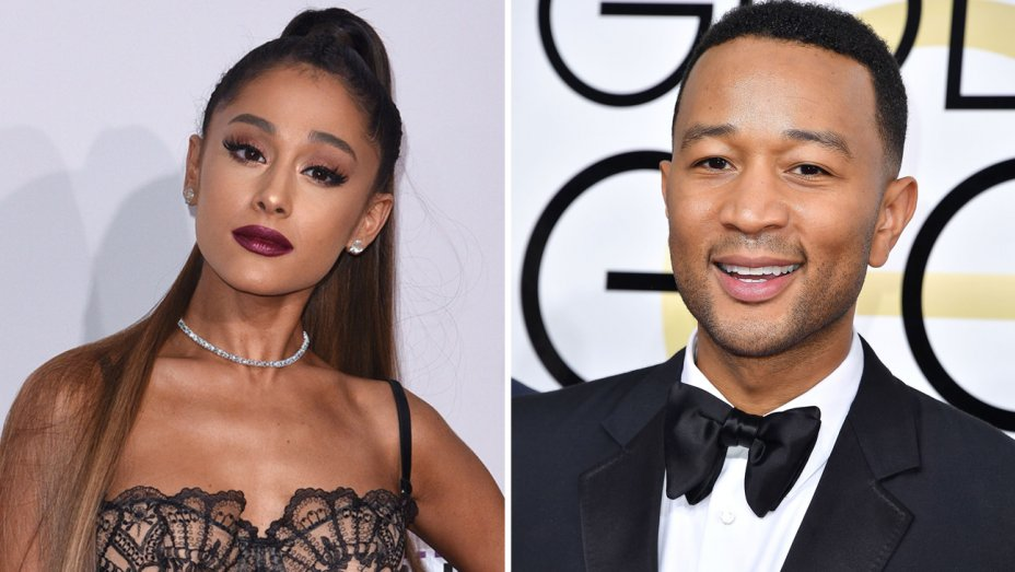 .@ArianaGrande and @JohnLegend to record #BeautyAndTheBeast duet for Disney https://t.co/VnW7QdPAsV https://t.co/NZKMFLrHTD