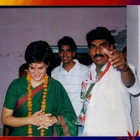 Happy Birthday Priyanka Gandhi Ji....