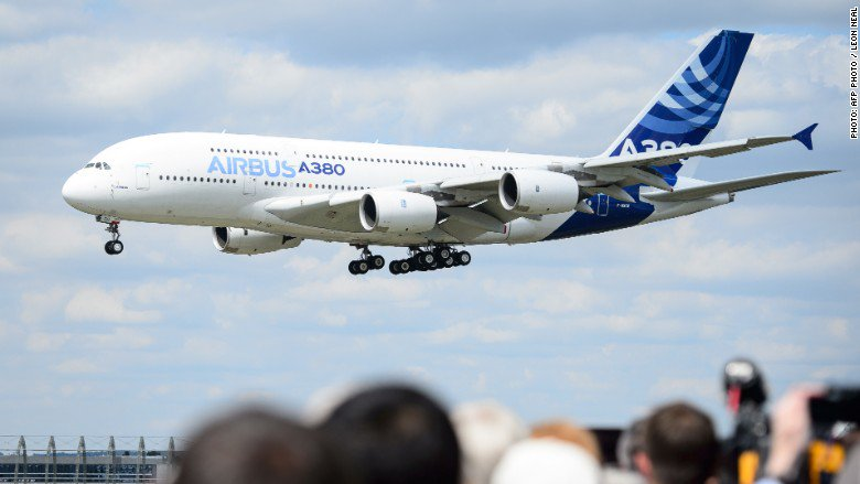 Airbus isn't giving up on its A380 superjumbo