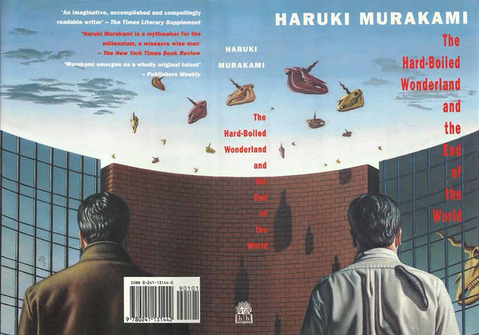Happy birthday, Haruki Murakami:   Gallery: