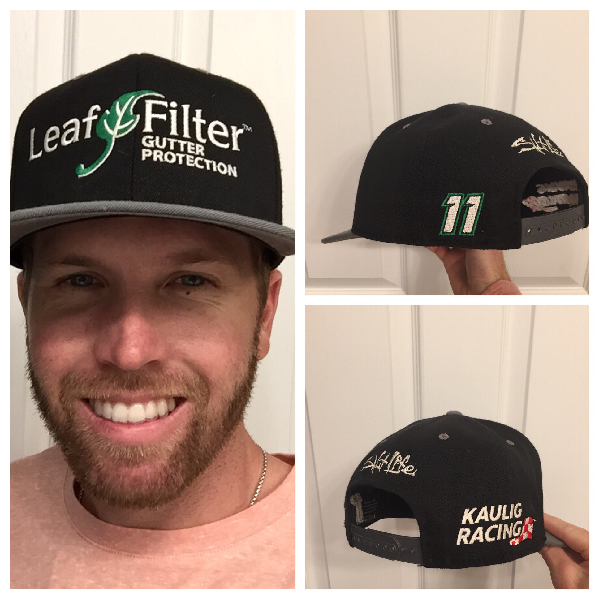 Since it's the 11th day of the month I will give away my hat!!! RT for a chance to win. https://t.co/Rhyp09iJvW